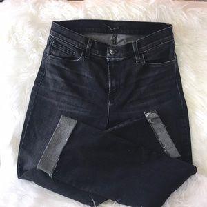 J Brand cuffed jeans size 27